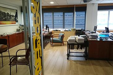 Oficina en calle Portuetxe